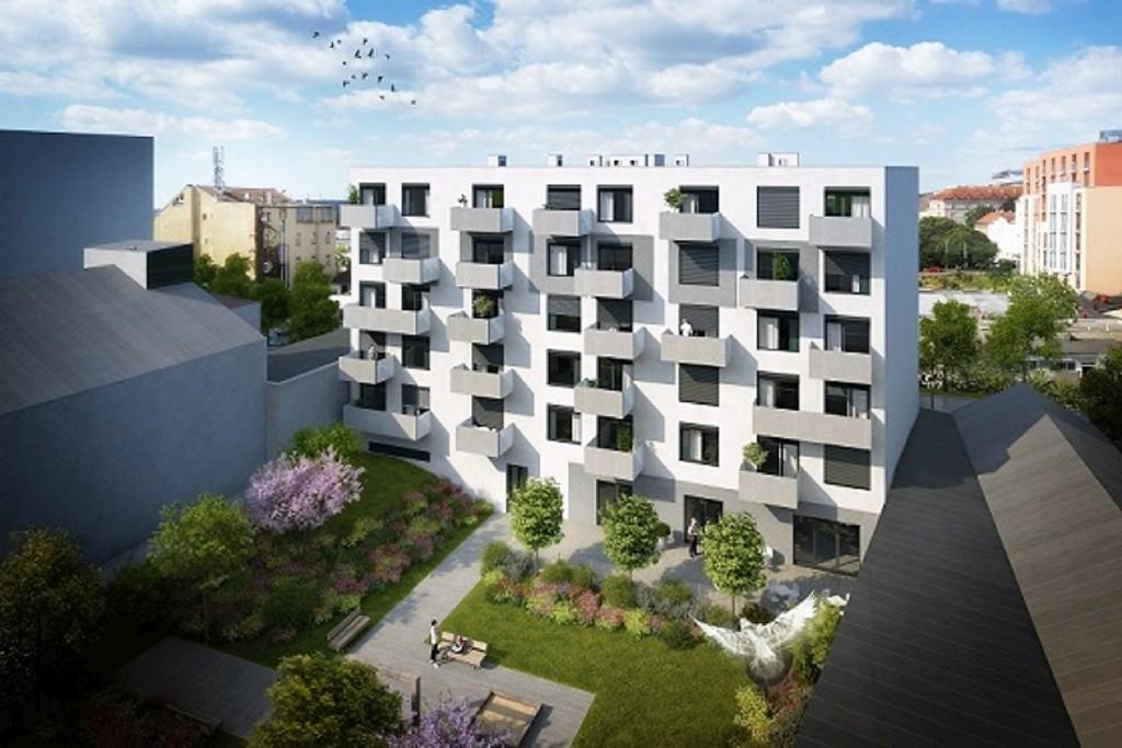 Novinka na trhu. V Holešovicích si nový byt už můžete rezervovat elektronicky!
