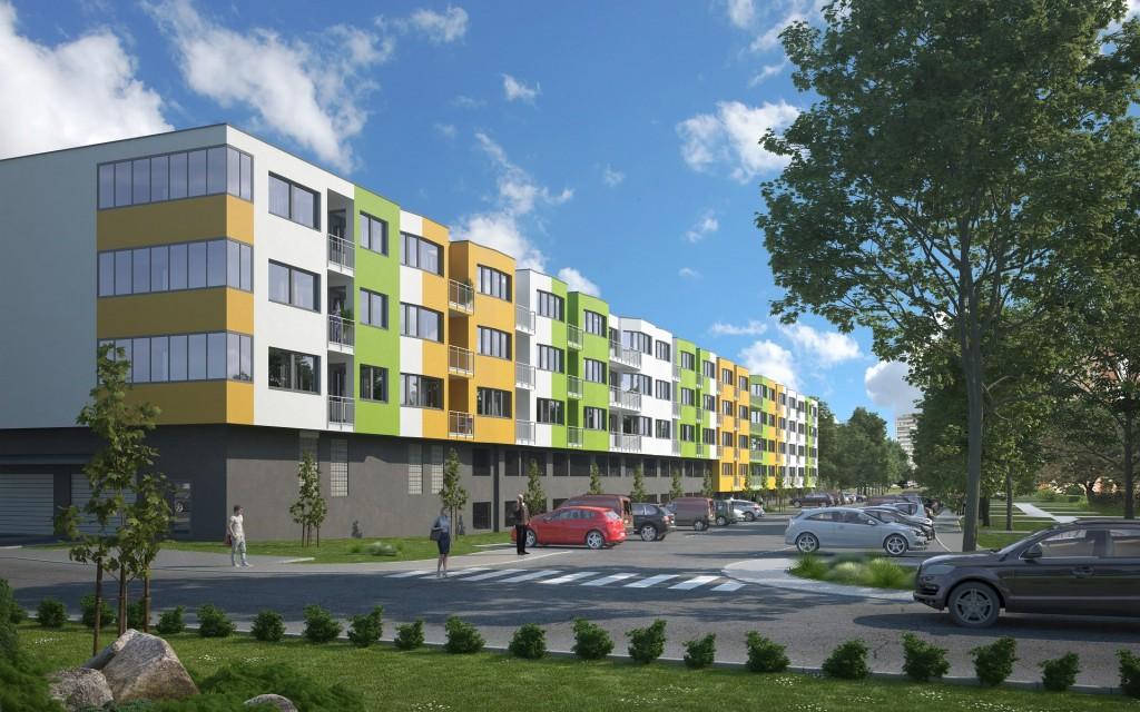 V Elementu Letňany další investiční zvýhodnění - rok bydlení zdarma