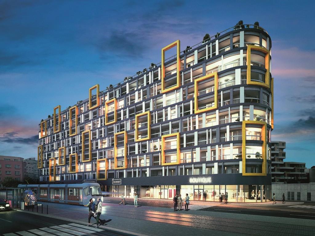 Central Group zařadil do jarní nabídky na několik stovek bytů