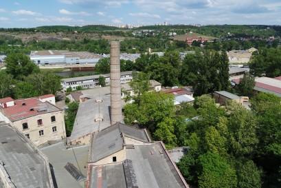 Skupina T.E vybuduje na místě bývalých papíren v Bubenči novou rezidenční čtvrť