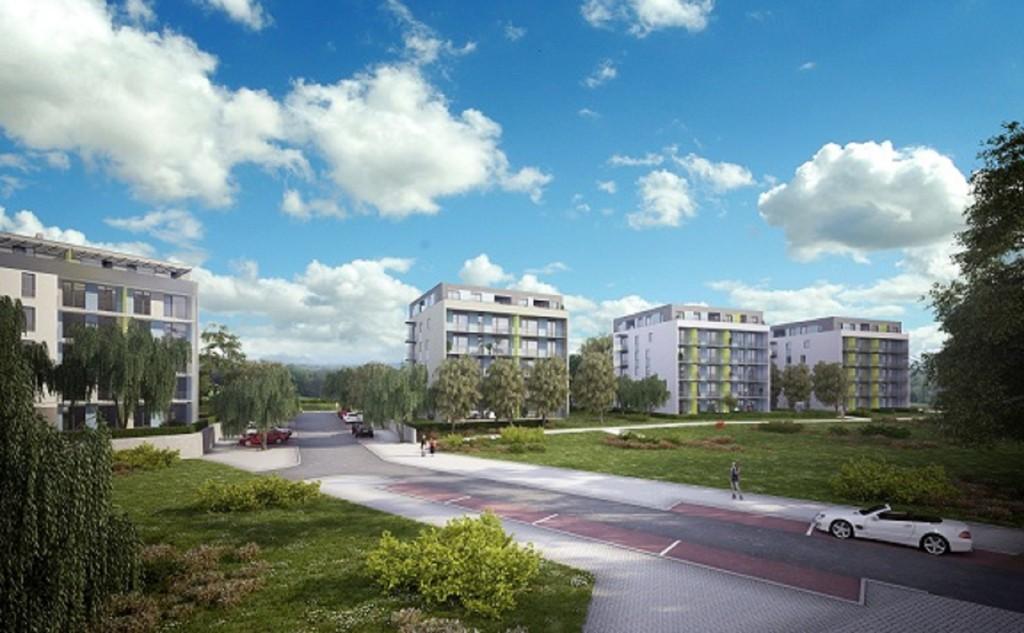 Ve 4. fázi Chrudimparku je prodáno už 85 % bytů. Další etapa se začne prodávat na jaře.