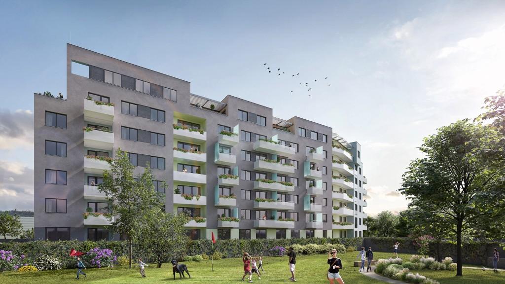 Roste české stavebnictví, roste i bytová výstavba, v Praze však stále zaostává za poptávkou