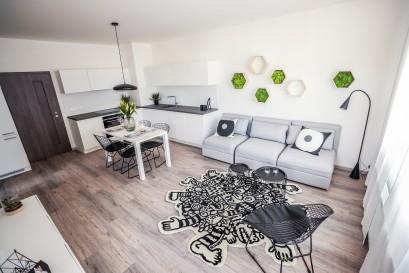 YIT otevírá v projektu Suomi Hloubětín (etapa Lahti) dva vzorové byty