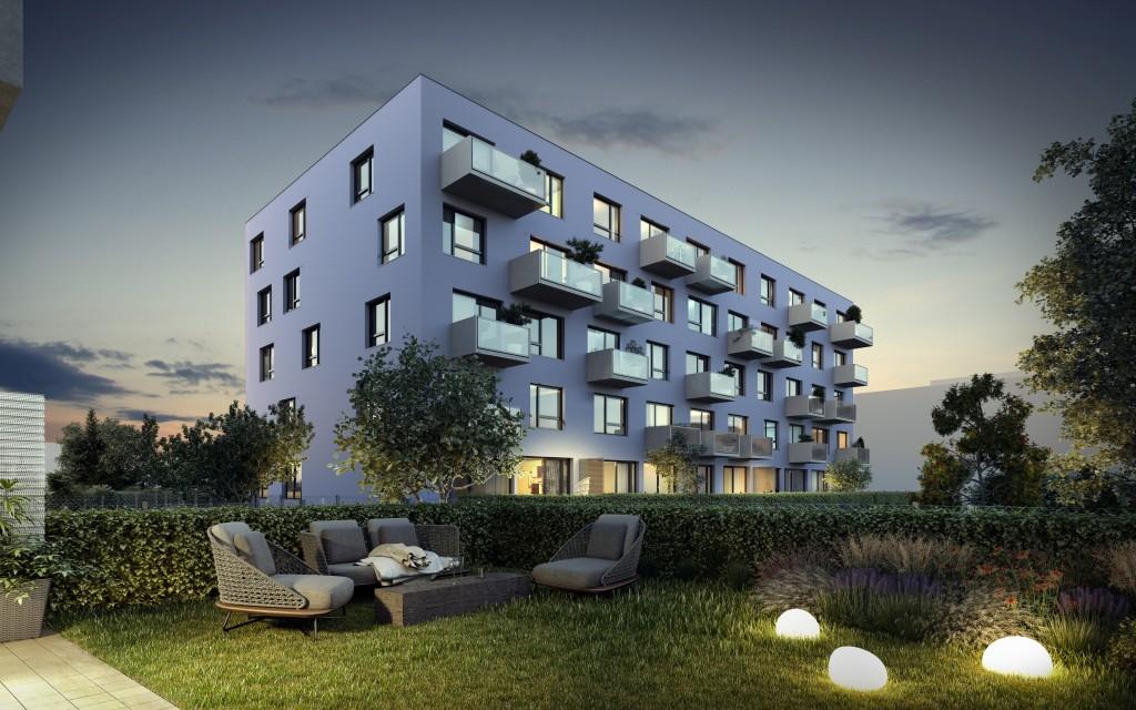 FINEP přichází na bytový trh s dalším rezidenčním projektem Nová Elektra