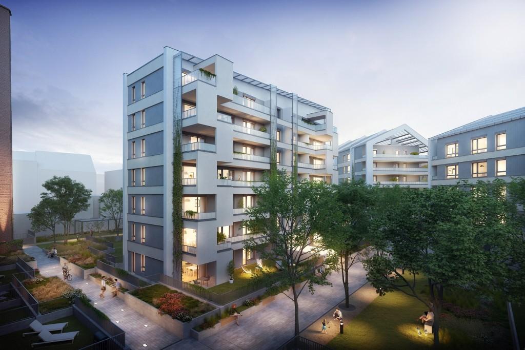 Ceny nových bytů v Praze se drží na stabilní úrovni, v regionech vzrostly