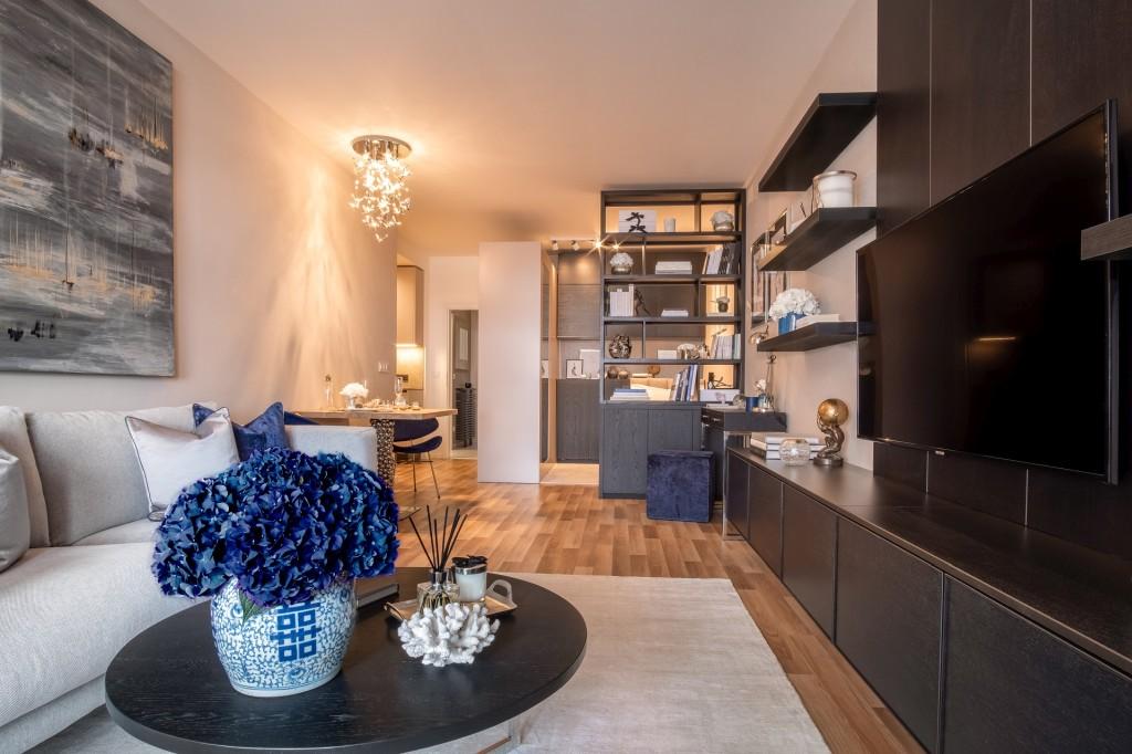 Nový vzorový byt v Tulipě Třebešín napoví, jak jej vynalézavě zařídit