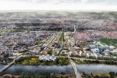 Občané mohou ode dneška ovlivnit budoucí podobu nové pražské čtvrti s 11 000 byty