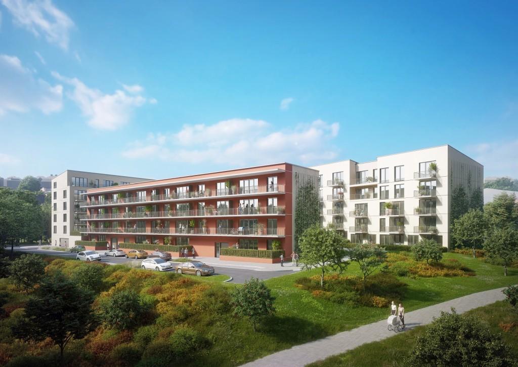 Crescon spouští prodej nového rezidenčního projektu Červená báň