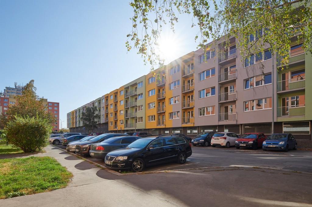 Geosan Development  zkolaudoval a kompletně vyprodal rezidenční projekt Element Letňany