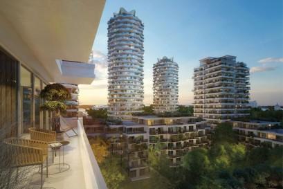 Co bude stát na místě bývalého Telecomu? Rezidenční čtvrť nebo administrativní komplex?