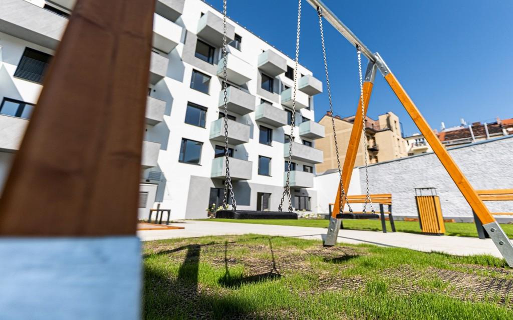 Trigema letos vyprodala již třetí bytový projekt