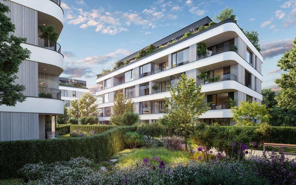 Startuje prodej bytů v rezidenčním projektu MAISON Ořechovka