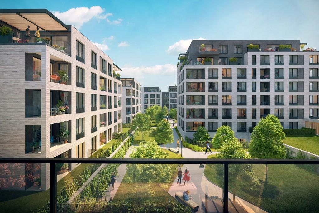 JRD zahajuje prodej bytů v projektu Rezidence Silver Port
