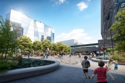 FINEP ve spolupráci se společností Starochodovská promění nevyužívaný brownfield v moderní městskou čtvrť s více než 400 byty