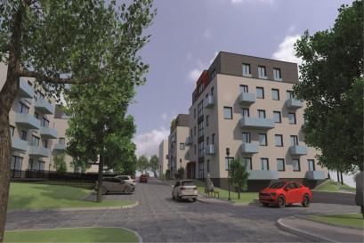 Trigema Building odstartovala v Čáslavi další etapu proměny bývalých kasáren