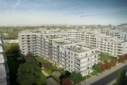 AFI Europe dokončila 3.fázi rezidenčního projektu Tulipa Třebešín