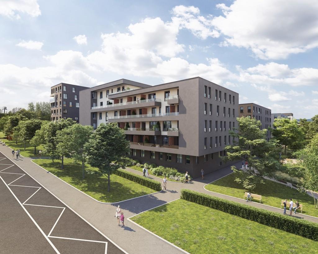 YIT letos plánuje výstavbu asi 400 vlastnických bytů a dalších zhruba 300 nájemních bytů