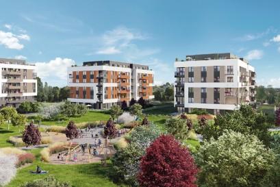 Central Group začal prodávat přes 200 bytů poslední etapy projektu Park Zličín