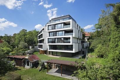 Nedaleko bývalé viniční usedlosti Hrachovka v Praze-Troji postaví JRD luxusní rezidenční projekt