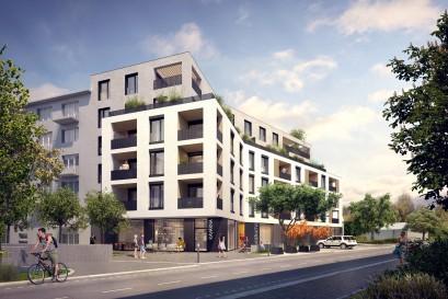 V pražských Strašnicích zahájila developerská společnost JRD výstavbu energeticky pasivního projektu Rezidence Michelangelova