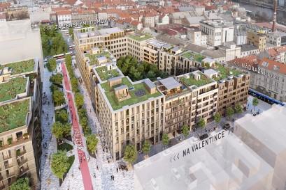 Ani koronavirus bytovou výstavbu nezastavil. Zajímá vás, kde se v Praze bude stavět?