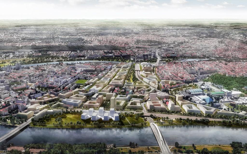 Brownfield kontra Greenfield. Vyřeší výstavba uvnitř města dostupnost bydlení v Praze? (II. část)