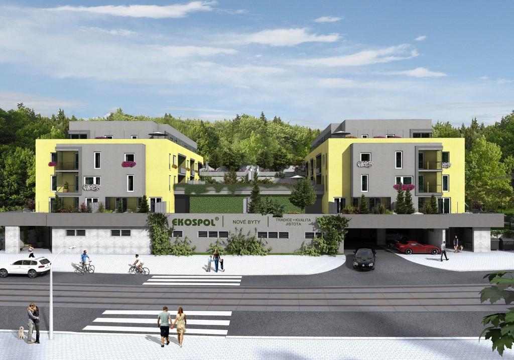 Pražané si na nový byt vydělávají stále hůře a hůře. Na nový 55 m2 velký byt jim to trvá s průměrnou mzdou 11,3 roku
