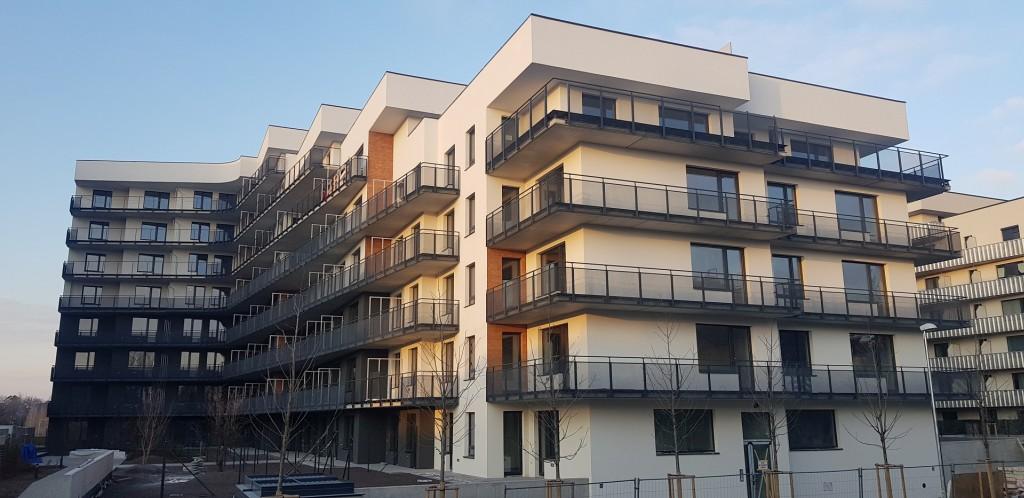 V projektu Tulipa Třebešín předali i přes pandemii novým majitelům většinu bytů