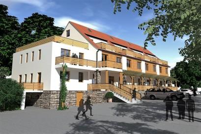 LEXXUS zahájil prodej exkluzivních Apartmánů Hrdlička v rekreační oblasti nedaleko Prahy. Komorní projekt je možné využívat celoročně. 