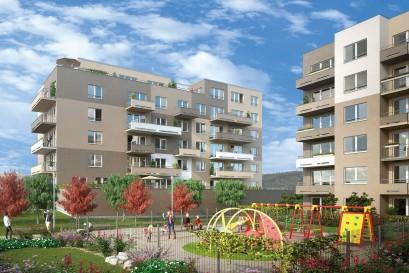 Prodej bytů v Javorové čtvrti patří minulosti. Byty se na počátku projektu prodávaly i pod milion korun, dnes mají trojnásobnou hodnotu!