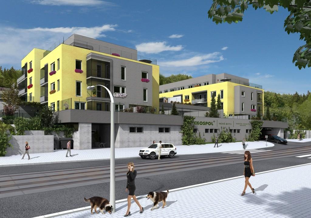 Pokud se opozdí schválení nového stavebního zákona, mohou být byty ještě dražší