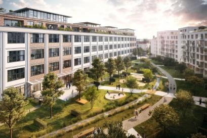 V objektu bývalé továrny Meopta vzniknou v rámci projektu Parvi Cibulka exkluzivní industriální byty