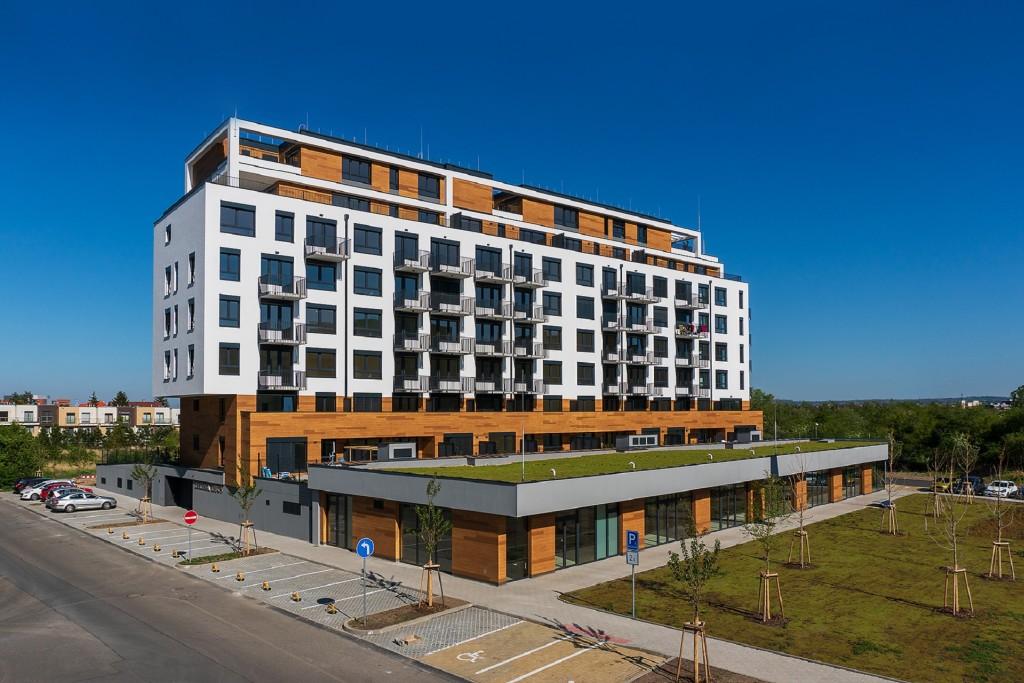 K projektu zdravého bydlení Zelená Libuš předal developer i mateřskou školu s neméně zdravým prostředím