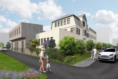 Ve staré továrně ve Vrchlabí dali do prodeje originální byty projektu Rezidence 111