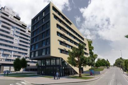 Další nájemní bydlení od AFI Europe, tentokrát v projektu Tulipa Třebešín