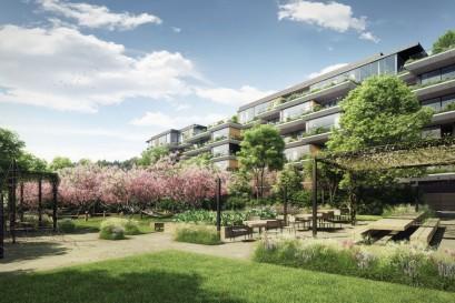 Rezidence Sakura mezi čtyřmi nejlepšími stavbami světa