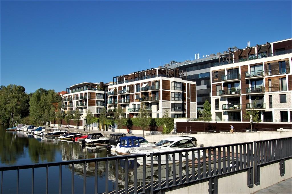 Riverside nebo Riverfront? Bydlení u řeky v Praze táhne