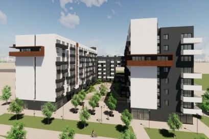 V projektu AFI City byla zahájena výstavba 320 nájemních apartmánů