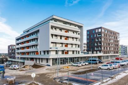 První etapa Ranta Barrandov zkolaudována, ve druhé ještě 90 volných bytů