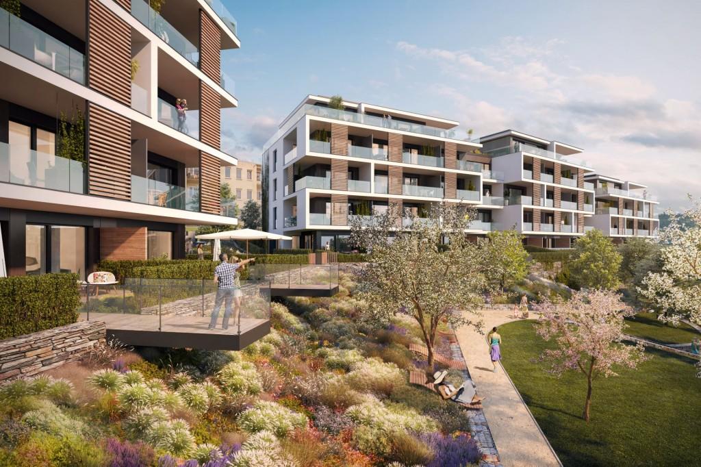 JRD se chystá dát do prodeje až 800 nových bytů