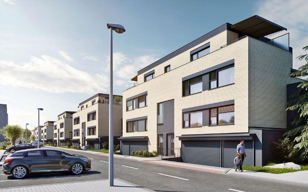 V projektu Tulipa Třebešín proběhla kolaudace, k dispozici je ještě řada volných bytů