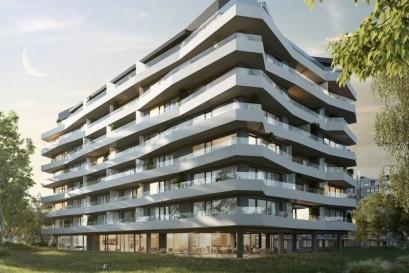 Originální bydlení v KAY River Lofts již vyprodáno