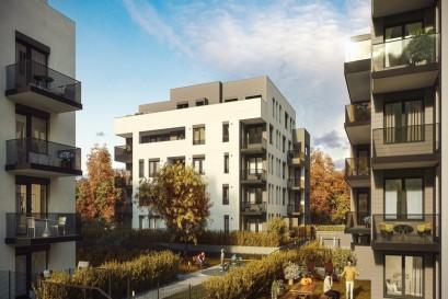 V rezidenčním projektu Suomi Hloubětín otevřeli v etapě Vantaa nový vzorový byt
