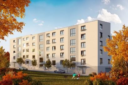 Po KOTI Libeň přichází YIT na trh s dalšími byty, ale i nájemním bydlením