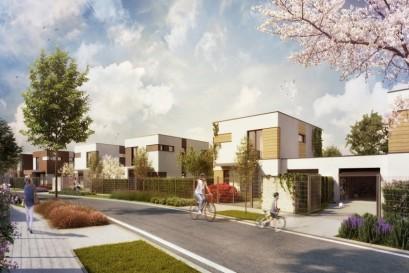 Na dosah Prahy jsou již vprodeji nové rodinné domy