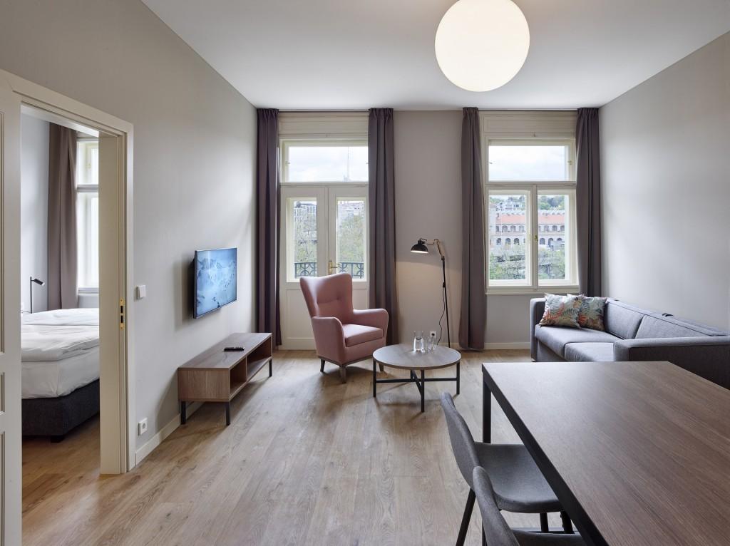 Na trh nájemního bydlení přicházejí unikátní apartmány hotelového typu