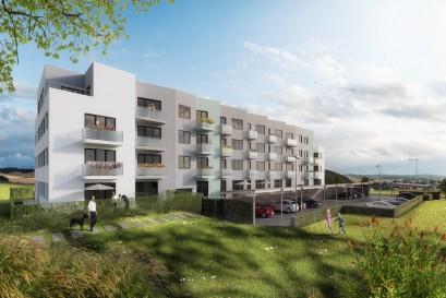 V Uhříněvsi začíná výstavba téměř sedmdesáti nových bytů