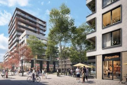 Parková čtvrť: prodej bytů v dlouho očekávaném rezidenčním projektu zahájen