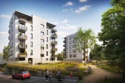 Trigema zahájila v Plzni prodej bytů už třetího bytového projektu