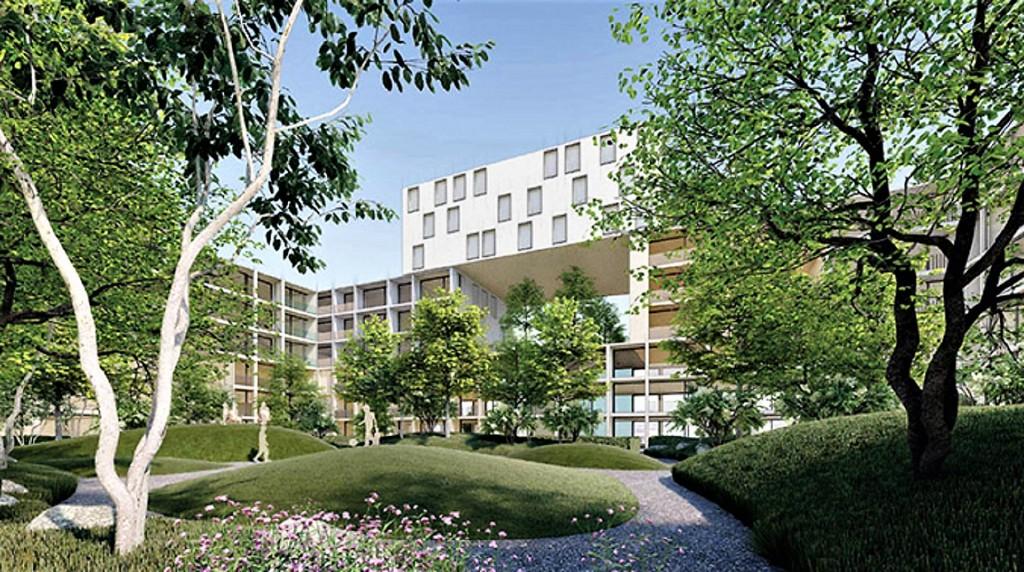 Central Group nakoupil pozemky pro skoro tisícovku nových bytů